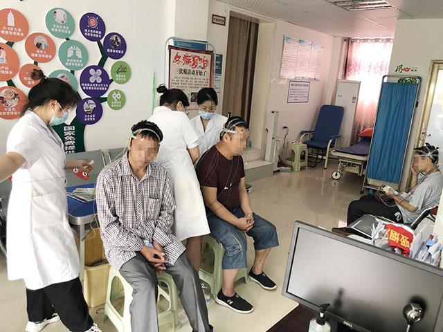 关爱癫痫·博爱助医·银杏叶癫痫病康复计划基层普查走进凯里市